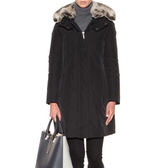 woolrich jackets coats john rich bros bow bridge coat. Black Bedroom Furniture Sets. Home Design Ideas