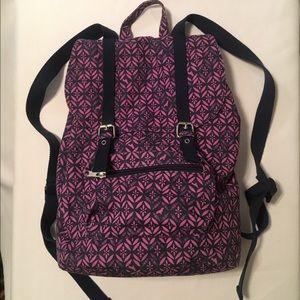 SalePurple and Navy Backpack