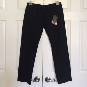 Patrizia Pepe Pants - Brand new black straight leg pants