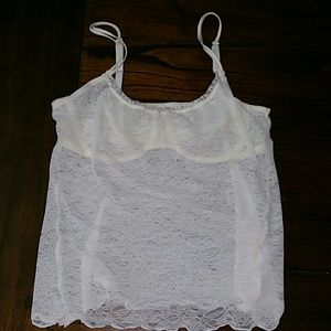 Wacoal Other - 32B or  32C Wacoal Ivory Camisole SMALL