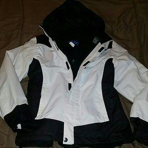 Iceberg Jackets & Blazers - Iceberg 3 in 1 Wind and Waterproof Jacket Large