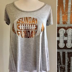 Tops - S-L Sunday Funday Tee