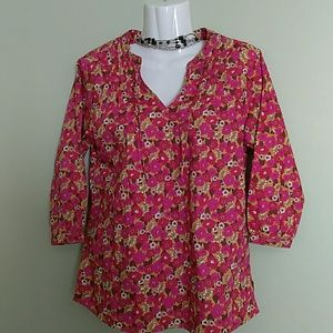 Pink Chicken Other - Pink chicken New york- paisley sytled tunic
