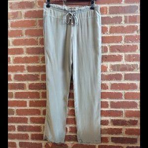 Gypsy 05 Silk Drawstring Pants