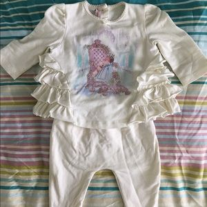 Blumarine Other - Blumarine Baby - MADE IN ITALY - 3 month old set