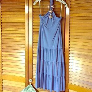 XOXO Dresses & Skirts - Purple Necklace Bohemian Dress