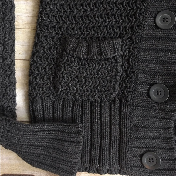98% off Caslon Sweaters - Nordstrom's Caslon chunky charcoal ...