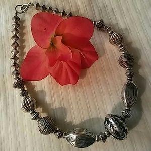 Beautiful Bali Bead Necklace