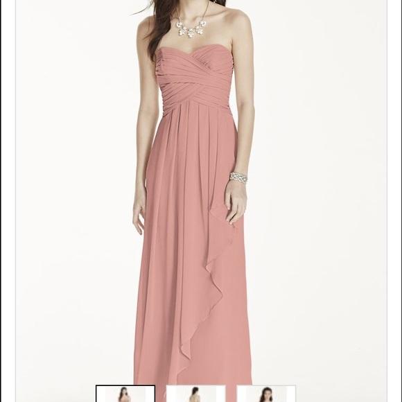 David Bridal Bridesmaid Dresses Plus Size: 56% Off David's Bridal Dresses & Skirts
