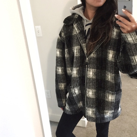 Vintage - Lowest! Vintage Thick Oversized Fleece Jacket from ...
