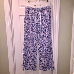 Lilly Pulitzer Star Crush Beach Pant