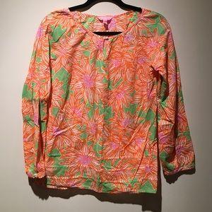 Lilly Pulitzer Cotton Tunic