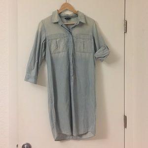 Club Monaco shirt dress