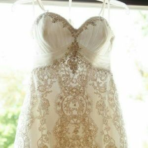 Dresses & Skirts - Gorgeous wedding dress!