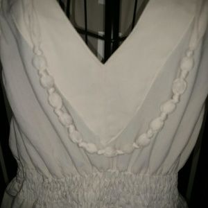 NWT Ivory Top
