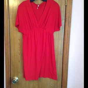 Old Navy Red Dress. Size S.