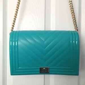 Tiffany blue jelly bag