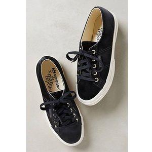 Superga Shoes - Superga x Man Repeller Satin Sneakers