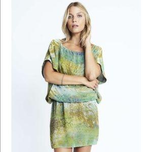 Karen Zambos Dresses & Skirts - Dani Dress Lime
