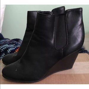 Merona Black Chelsea Boots
