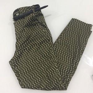 Printed Basic Zara Pants