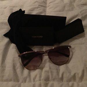 New Tom Ford sunglasses!