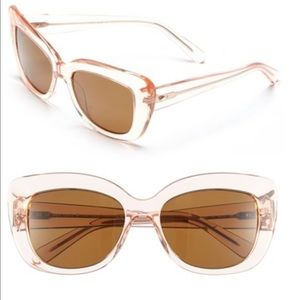 kate spade Accessories - ☄️Kate Spade Pink Polarized Sunglasses☄️