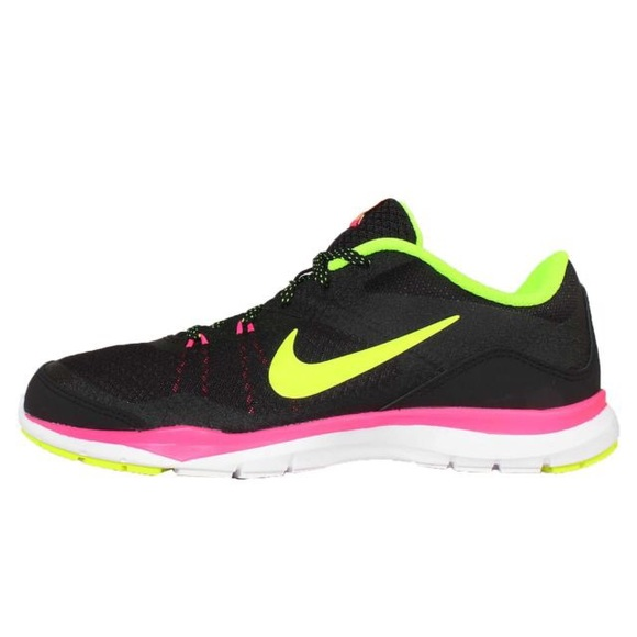54 nike shoes nike flex tr 5 black