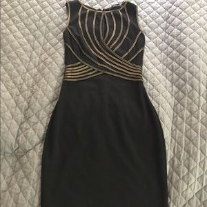 Ark & Co Dresses & Skirts - Ark & Co. LBD cocktail dress with mesh back