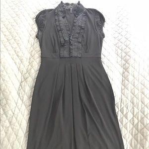 BCBGMaxAzria Dresses & Skirts - BCBG ruffle top cocktail dress