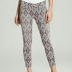 7 For All Mankind Pants - Seven 7 for All Mankind Diamond Print jeans
