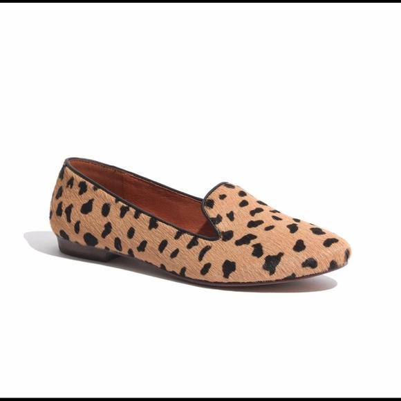 Madewell Shoes | Madewell Leopard Flats