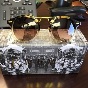 krewe du optic Accessories - Krewe du Optic sunglasses