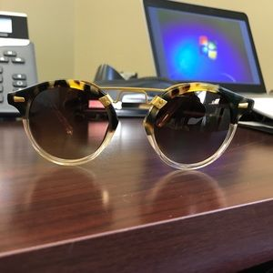 krewe du optic Accessories - Krewe du Optic sunglasses