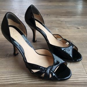 Cole Haan Open Toe Pumps