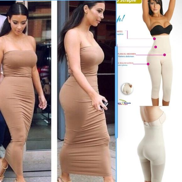 Zara Dresses Colombian Butt Lifter Spanx New Poshmark