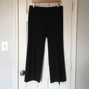 Classiques Entier Pants - Reduced Again ✂ Wool Blend Flare Leg Trousers