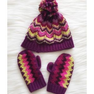 Missoni for Target Other - Hat and mittens