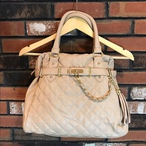 Steve Madden Cream Purse