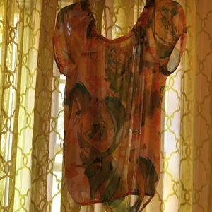 Kristen Nicole blouse