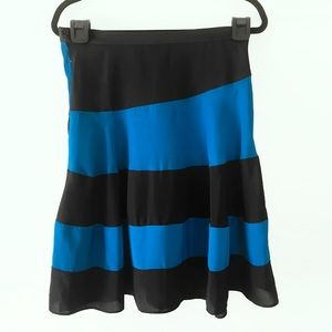 Derek Lam Dresses & Skirts - Charming Striped Flare Skirt