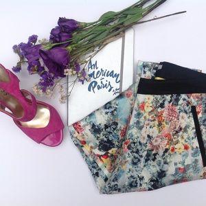 SALE! | H&M Floral Ankle Pants--NWT!