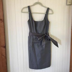 J Crew bridesmaid dress.