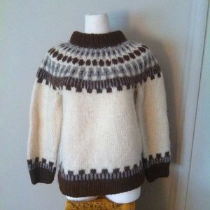 Priced for Quick Sale- Alpaca Wool Sweater