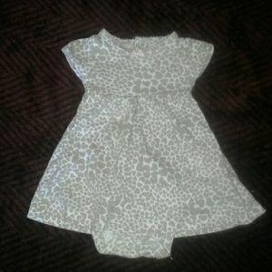 Donating soon Girls nb onesie dress