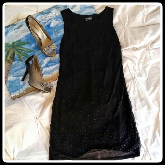 Byer Too! Dresses & Skirts - Sparkled Little Black Dress