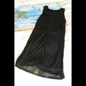 Byer Too! Dresses - Sparkled Little Black Dress