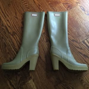 Hunter Shoes - Hunter Rain Boots