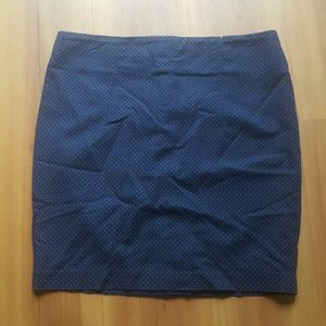 Cynthia Rowley Dresses & Skirts - Navy mini skirt