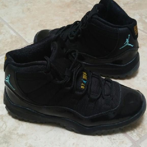 b0d9935fd Nike Air Jordan 11 PS GAMMA BLUE ..Size 12.5 CHILD.  M 57f80793291a35adfa010534